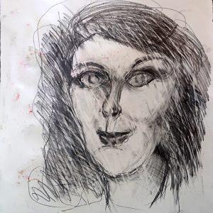 Portrait of Sandra Filippucci, 2021. Ira Wright